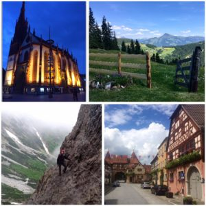 traveling germany and tirol