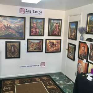 Exhibit Ans Taylor Prescott Studio Tour 2018